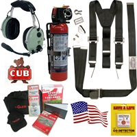 Pilot Supplies & Safety Equipment