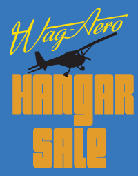 Wag Aero Sale Flyer