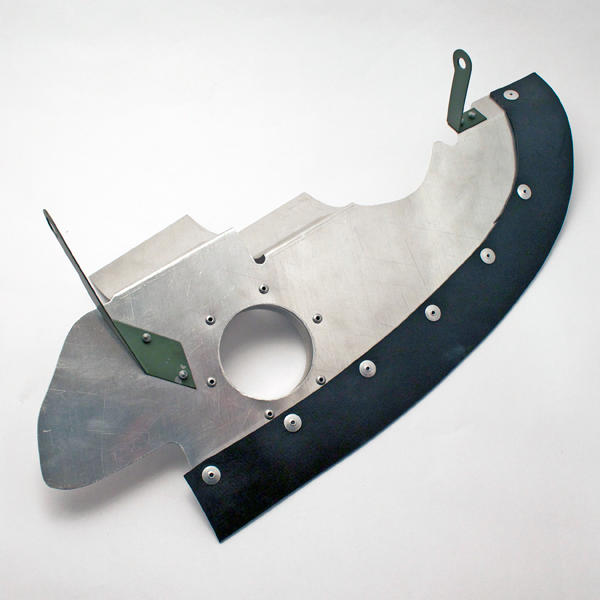 Engine Baffle Assemblies