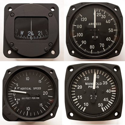 Helicopter Instrument Kits