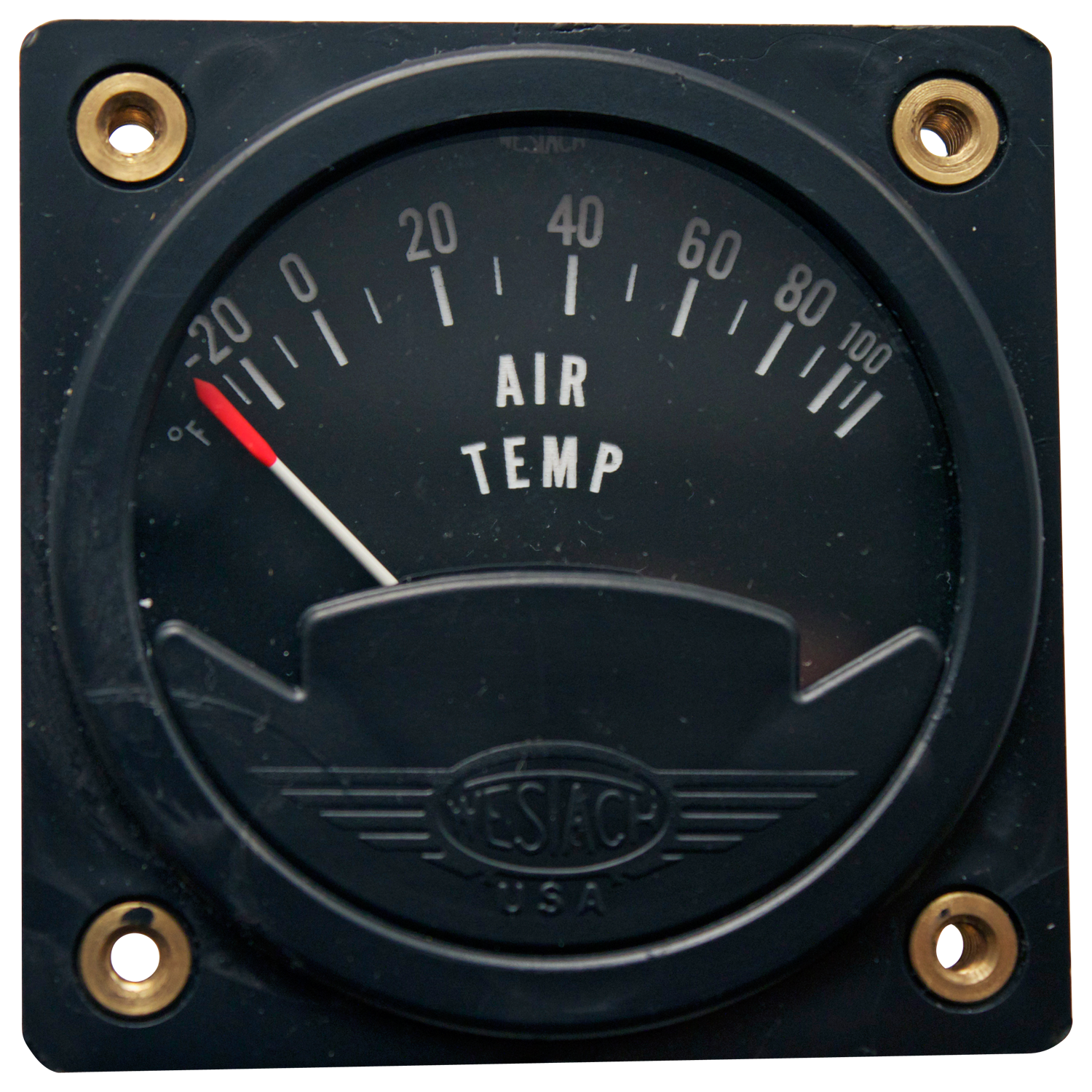 Outside Air Temp. Gauges