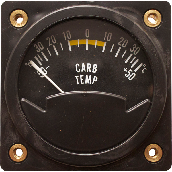 Carb Air Temp. Gauges