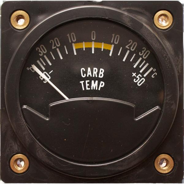 Carb Air Temp. Gauges