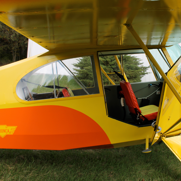 Aeronca Windows