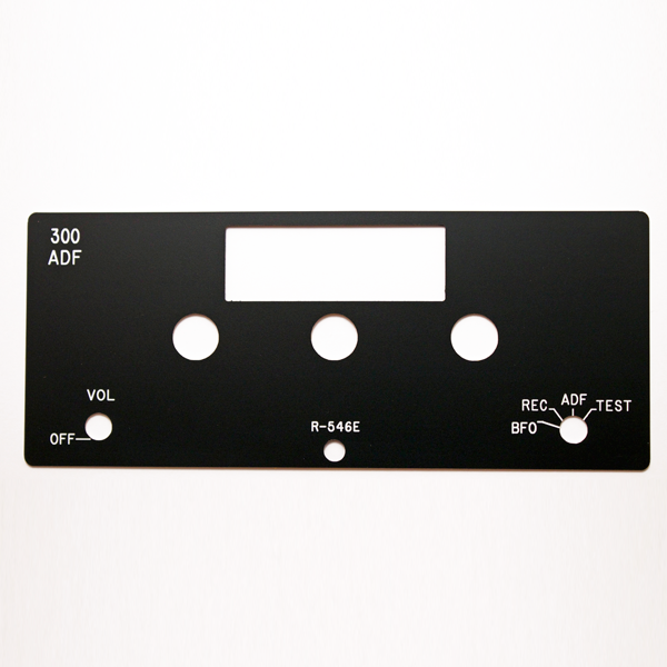 Radio Faceplate Inserts and Panels