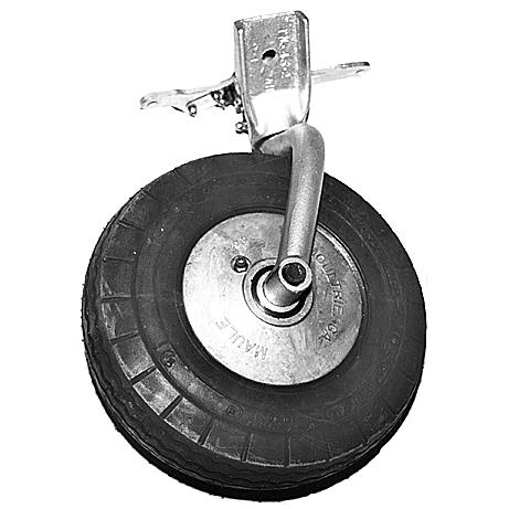 """Maule 8"""" Pneumatic Tailwheel"""