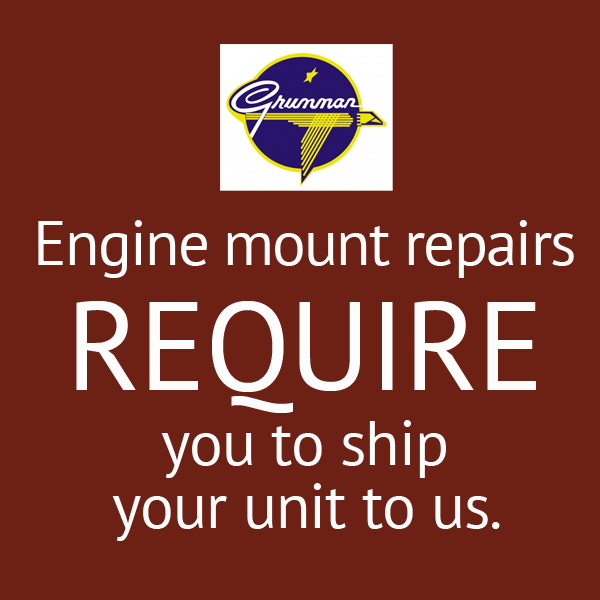 Engine Mount Repair
