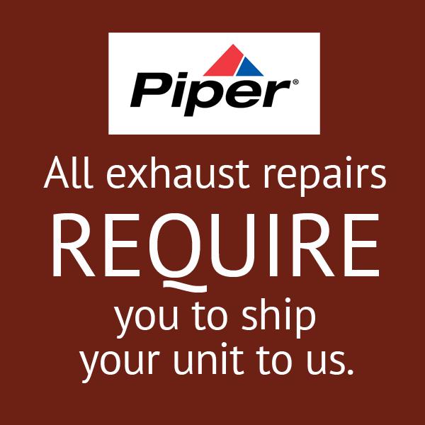 Muffler Repairs