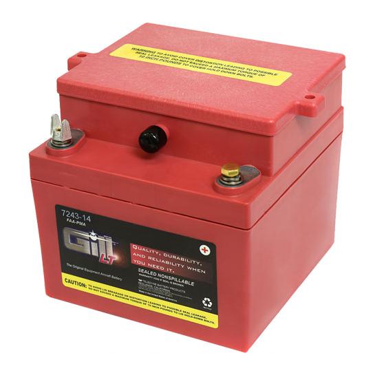 Gill Batteries