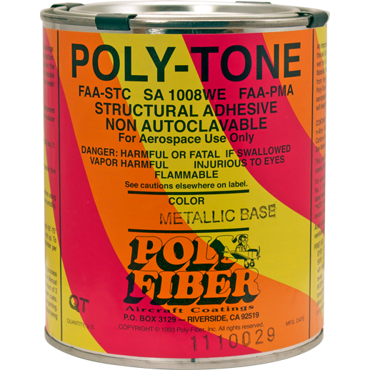 Poly-Tone Finish