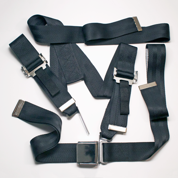 Seat Belt/Harness Kits