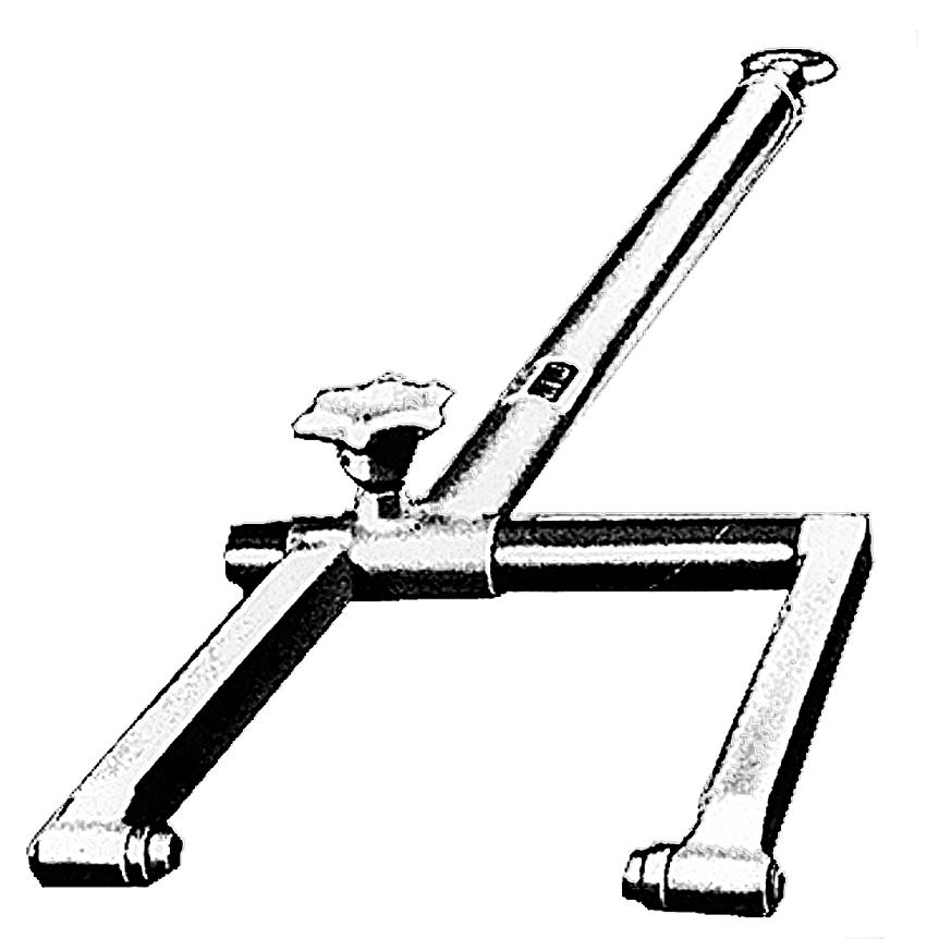 Universal Joy Bar, Parts