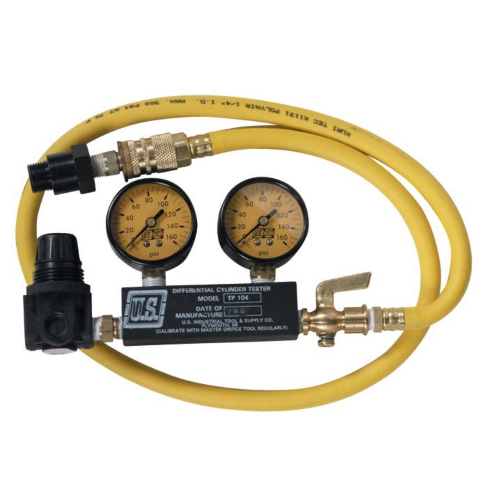 Differential Cylinder Pressure Gauge