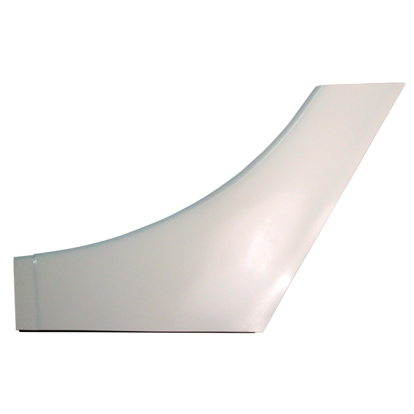 Fiberglass, Plastic Parts, Exterior