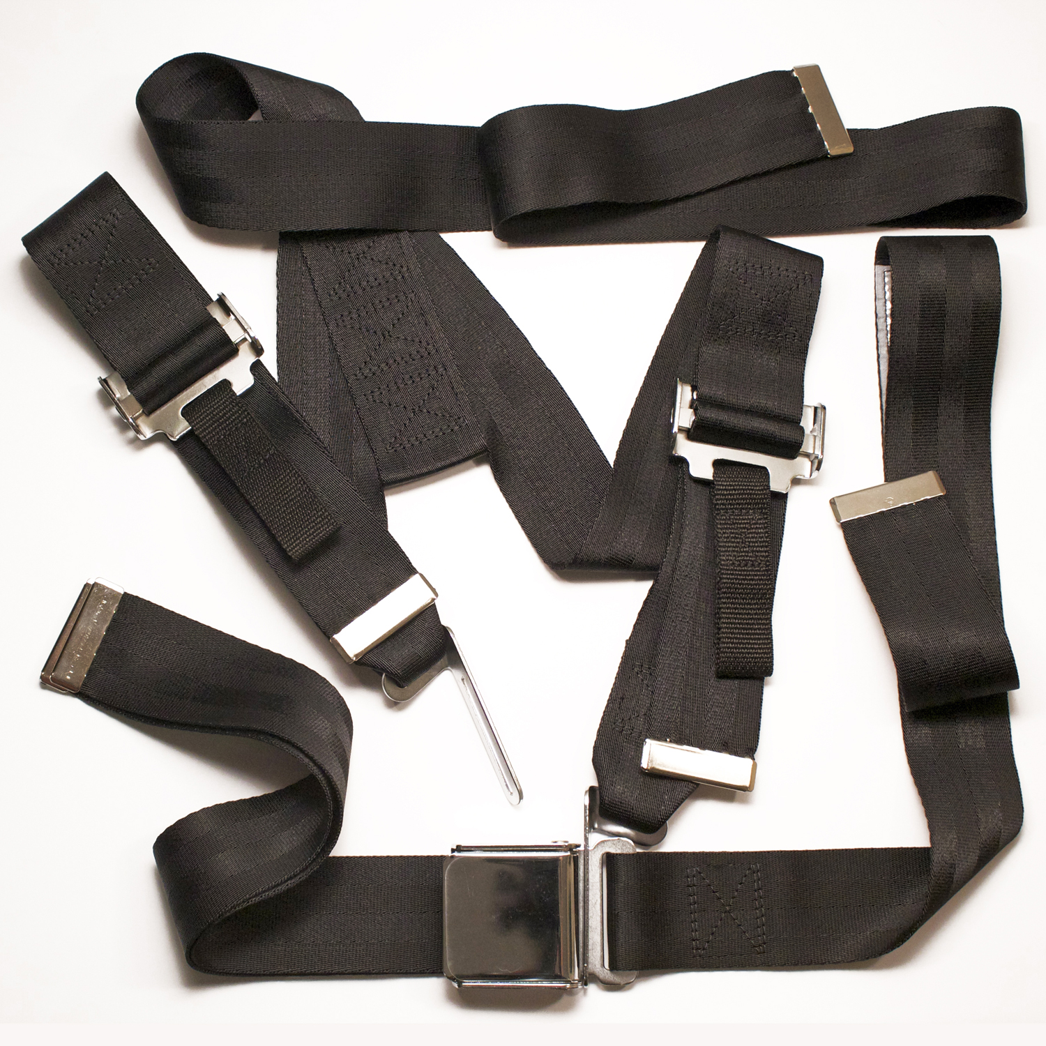 Seat Belts & Harnesses