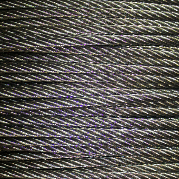 Galvanized and Stainless Cables