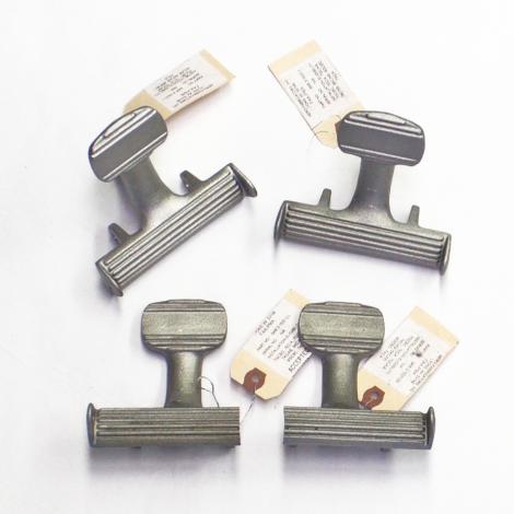 Aeronca Hydraulic Heel Brake to Hydraulic Toe Brake Kit, Many 7 & 8 Models