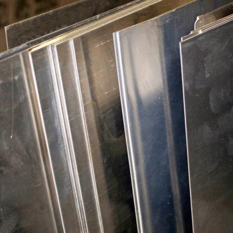 6061-0 Soft .063 Aluminum Sheet