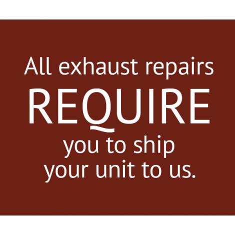 Baron Stack Repair, P/N 96-95002-55, 59, 61