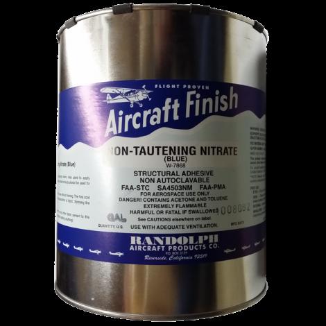 Non-Tautening Nitrate (blue) W-7868, gallon