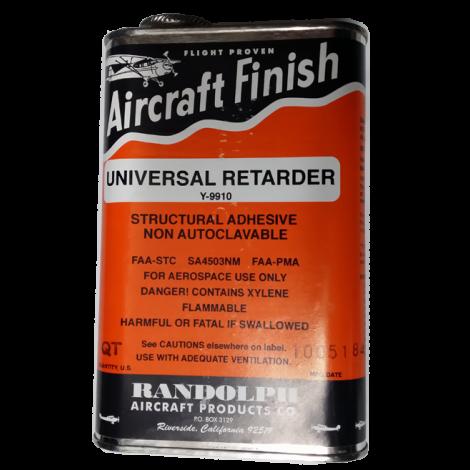 Universal Retarder, Y-9910, quart, FAA Approved