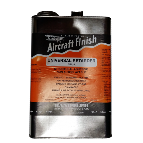 Universal Retarder, Y-9910, gallon, FAA Approved