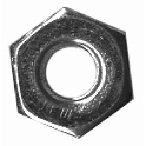 """8/36"""" Hex Nut for Taylorcraft drag wire"""