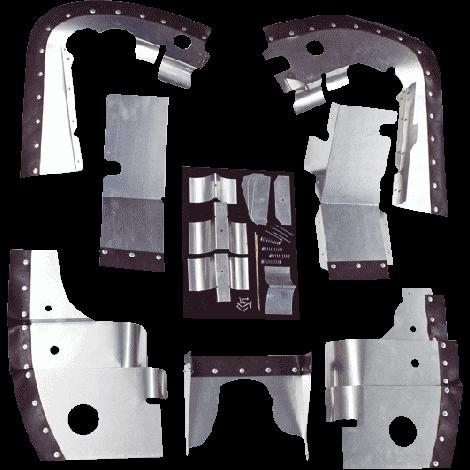 Aeronca Engine Baffle Kit fits 7AC & 11AC Styles