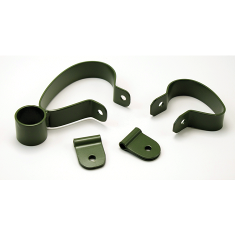 Piper J-3 Jury Strut Clamps for M-111-000 & M-112-000, FAA/PMA'd