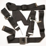 Stinson Seat Belt, Harness Kit