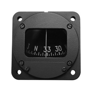 "2-1/4"" Magnetic Compass Imported for Wag-Aero, Non-TSO'd"