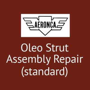 Aeronca Oleo Strut Assembly Repair (standard) P/N 3-433, FAA Approved