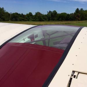 Aeronca Clear Skylight 7ACA, 7GCBC, 7ECA, 7GCAA, 7KCAB, 8GCBC, 8KCAB, FAA/PMA'd
