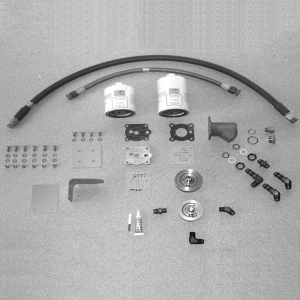 Universal Lycoming Remote Oil Filter Kit, FAA/PMA'd/STC'd