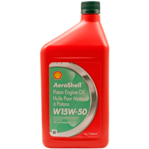 AeroShell Multigrade Oil W15W-50W