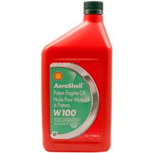 AeroShell W100 Single Grade Oil