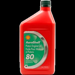 AeroShell 80 Mineral Oil