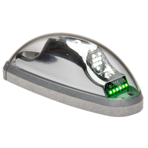 Orion 600 LED Wingtip Position/Anti-Collision Light, Green by Whelen, FAA/TSO'd
