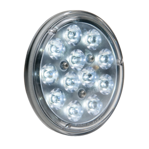 Parmetheus Plus Landing Light, Model P36P1L PAR36 Plus Series LED 14V Landing Light by Whelen, FAA/PMA'd