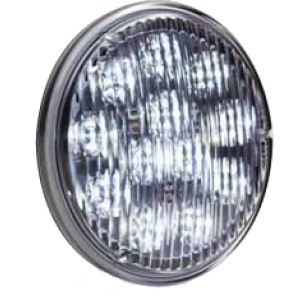 Parmetheus Plus Taxi Light, Model P36P1T PAR36 - Plus Series LED 14V Taxi Light by Whelen, FAA/PMA'd