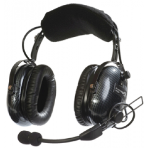 Venture V70SP Passive Fixed Wing Headset by Flightcom