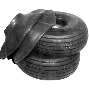 Air Hawk 6.00x6 4-ply Tire Kit, FAA/PMA'd