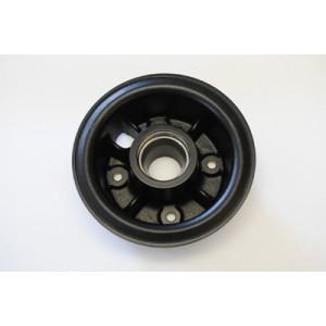 Alaskan Bushwheel 3200 Tailwheel Wheel Half, FAA Approved