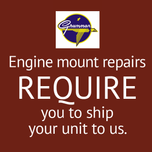 Grumman GA-7 Engine Mount Repair