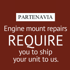 Partenavia P-68C Engine Mount Repair
