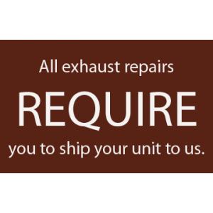 Turbo Systems Transition Box Repair, FAA Certified