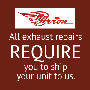 Navion Muffler Repair, FAA Approved