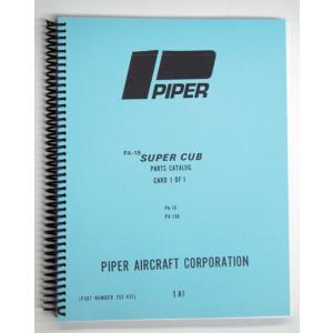 Piper PA-18 Parts Manual