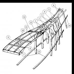 Fuselage Fairing, 8GCBC