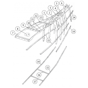 Fuselage Fairing, 8KCAB